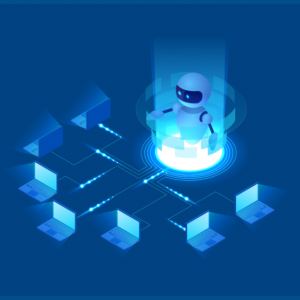 Image representing Robotic process automation