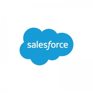 Image containing salesforce logo